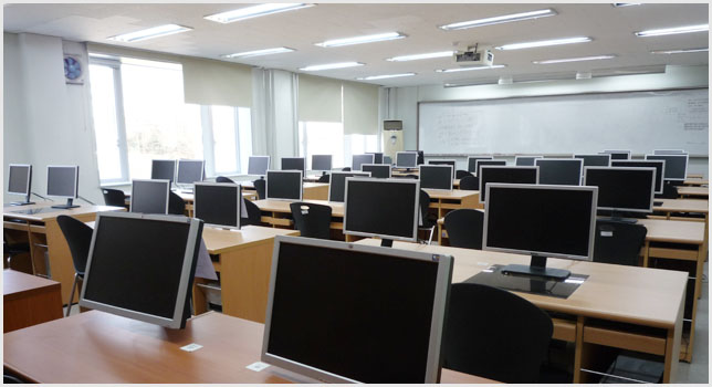 Computer Room for CAD